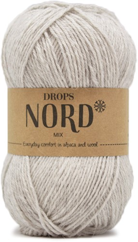 Drops Nord Mix 03 Pearl Grey