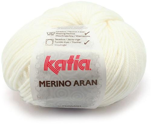 Katia Merino Aran 3 Off White