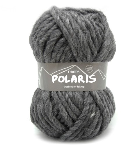 Drops Polaris Uni Colour 03 Dark-grey