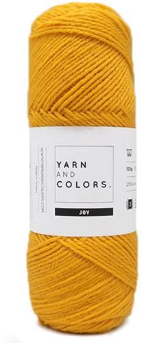 Dream Blanket 5.0 CAL Crochet Kit 4 Mustard