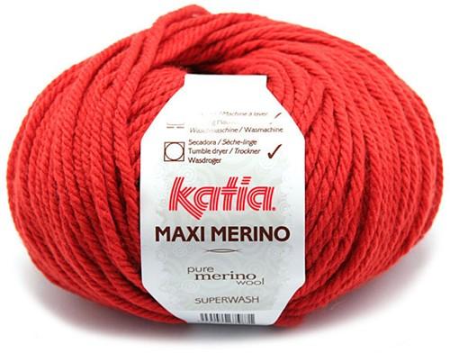Katia Maxi Merino 40 Rust