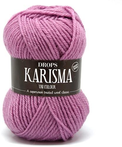 Drops Karisma Uni Colour 40 Light-old-pink