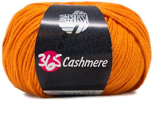 Lana Grossa 365 Cashmere 40 Orange