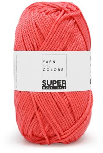 Yarn and Colors Market Bag Crochet Kit 2