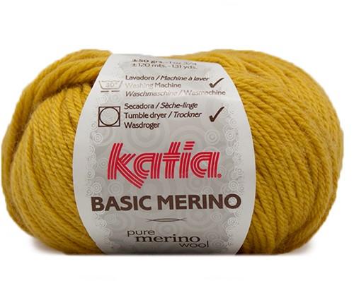Katia Basic Merino 41 Mustard