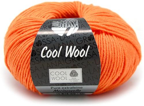 Lana Grossa Cool Wool 418 Mandarin