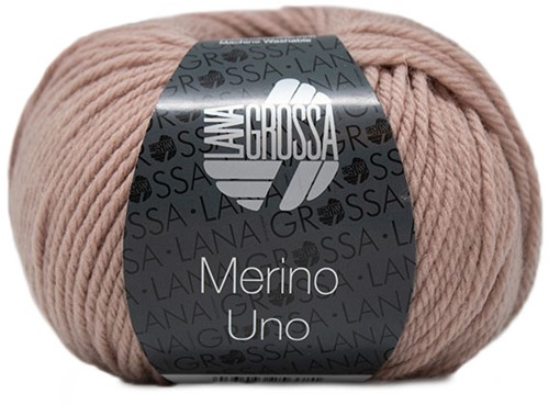 Lana Grossa Merino Uno 041 Light Brown