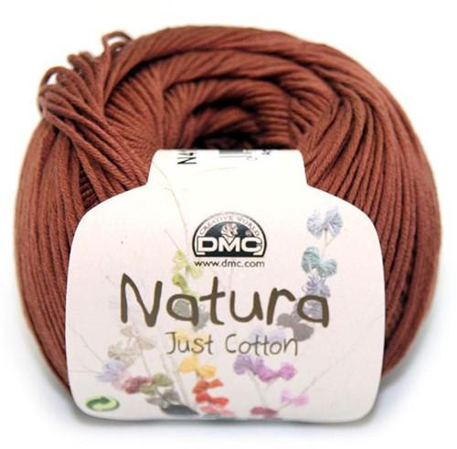 DMC Cotton Natura N41 Siena