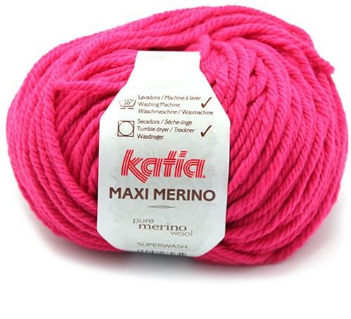 Katia Maxi Merino 42 Fuchsia