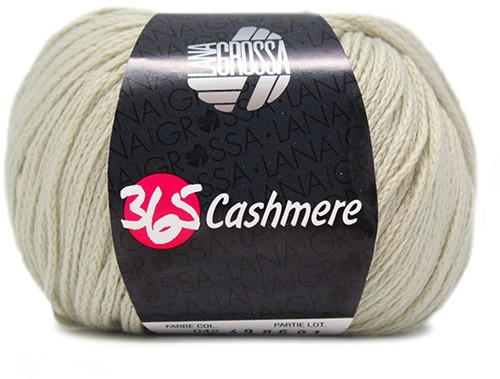 Lana Grossa 365 Cashmere 42 Nature