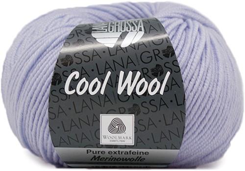 Lana Grossa Cool Wool 430 Light Blue