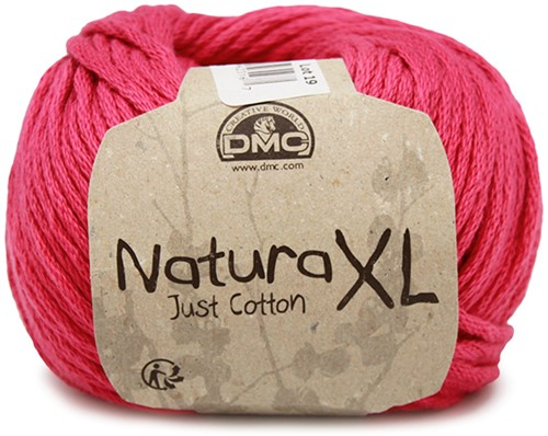 DMC Natura XL 43 Fuchsia