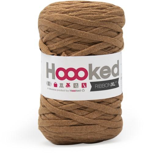 Hoooked RibbonXL 43 Brown