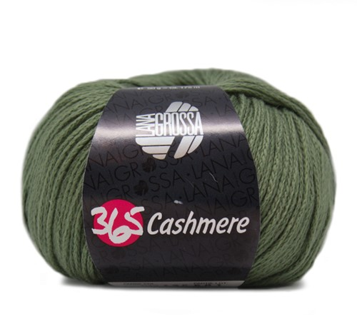 Lana Grossa 365 Cashmere 43 Green