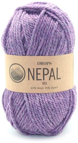 Drops Nepal Mix 4434 Purple