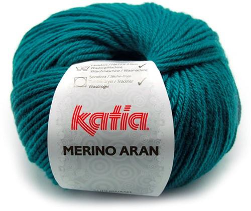 Katia Merino Aran 44 Bottle green