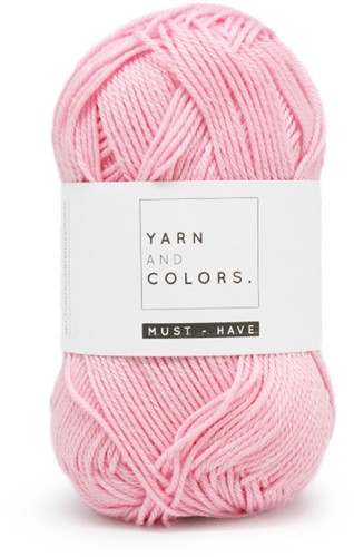 Yarn and Colors Must-have 045 Blossom