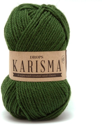Drops Karisma Uni Colour 47 Forest-green