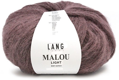 Lang Yarns Malou Light 48 Old Pink