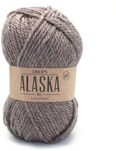 Drops Alaska Mix 49 Light Brown