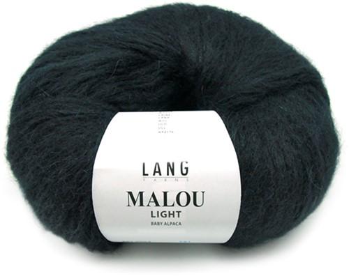 Lang Yarns Malou Light 4 Black