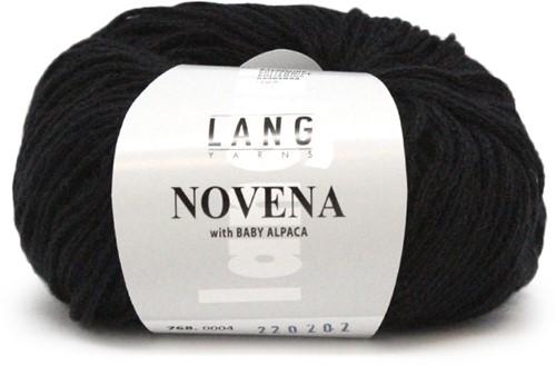 Lang Yarns Novena 4 Black