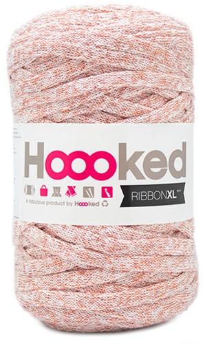 Hoooked RibbonXL Lurex 5 Cristal White
