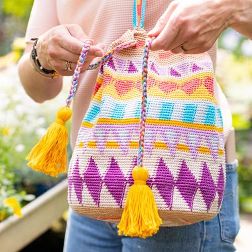 Tapestry Bag Special Edition Crochet Kit
