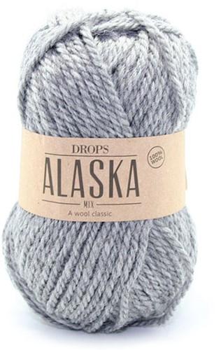 Drops Alaska Mix 04 Grey