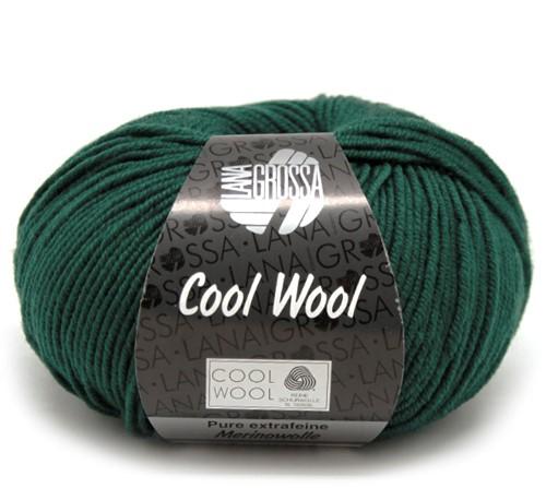 Lana Grossa Cool Wool 501 Bottle Green
