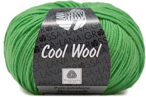 Lana Grossa Cool Wool 504 Apple Green