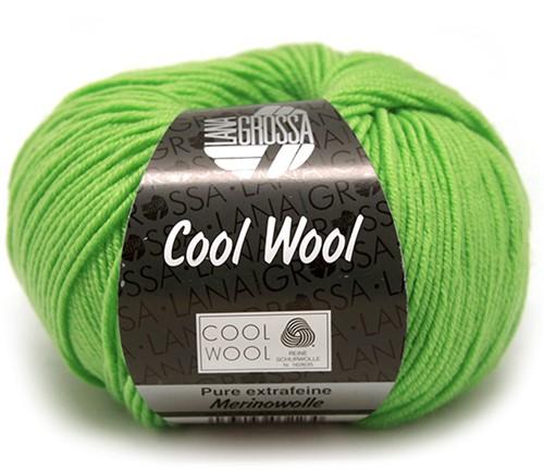 Lana Grossa Cool Wool 509 Light Green