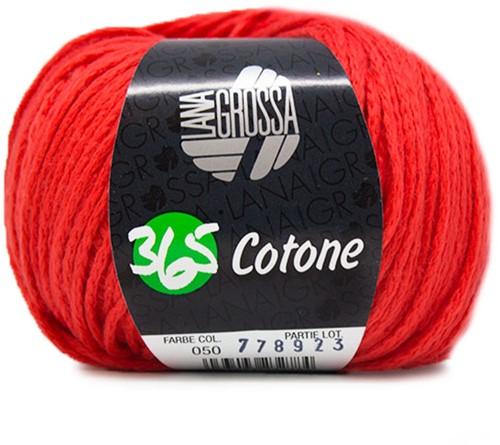 Lana Grossa 365 Cotone 50
