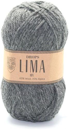 Drops Lima Mix 519 Dark grey