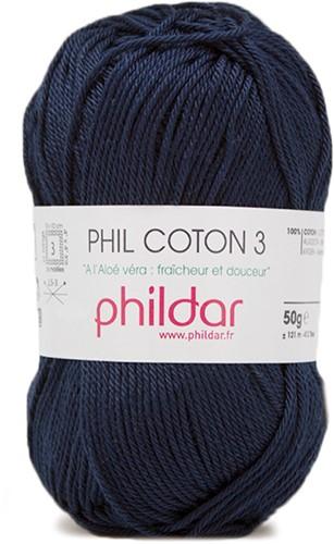 Phildar Phil Coton 3 1085 Naval
