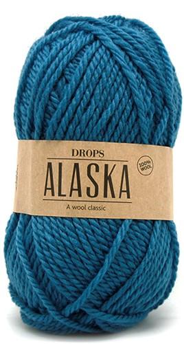 Drops Alaska Uni Colour 52 Dark-turquoise