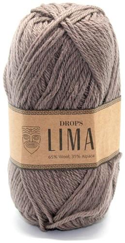 Drops Lima Uni Colour 5310 Nut-brown