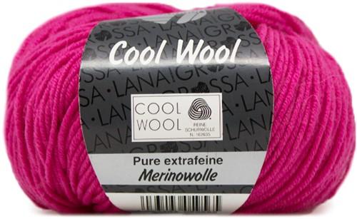 Lana Grossa Cool Wool 537 Cyclamen
