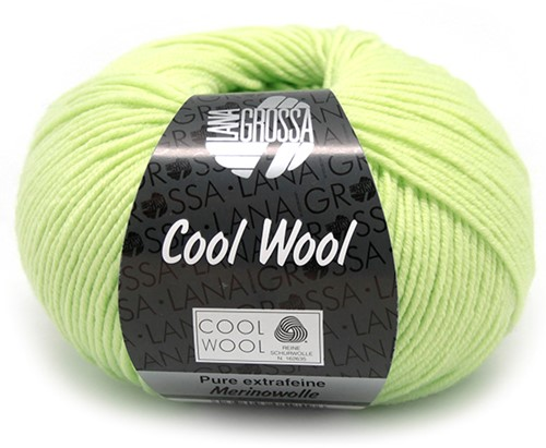 Lana Grossa Cool Wool 540 Pale Green