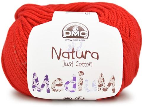 DMC Natura Medium 55 Super red