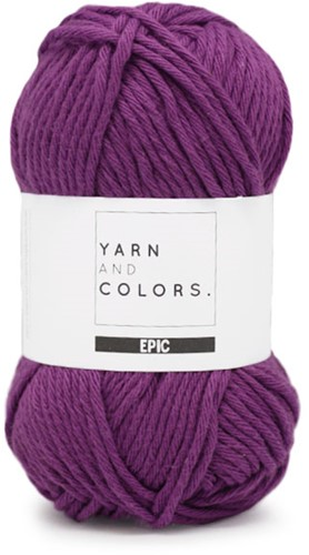 Yarn and Colors Epic 055 Lilac