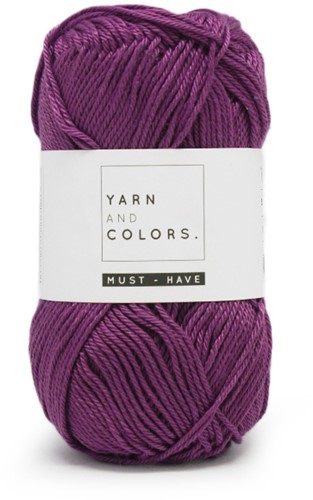 Yarn and Colors Must-have 055 Lilac