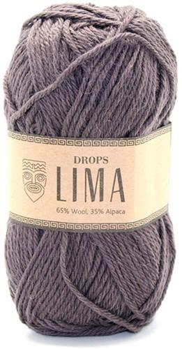 Drops Lima Uni Colour 5610 Brown