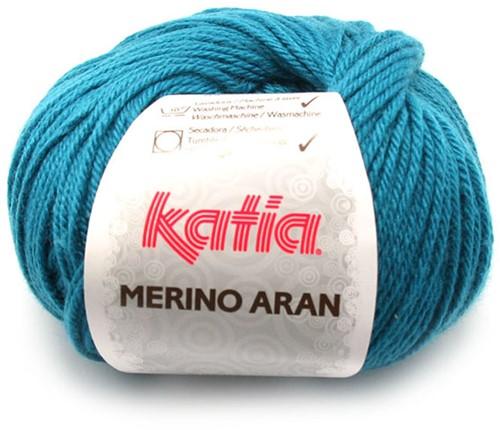 Katia Merino Aran 56 Green blue