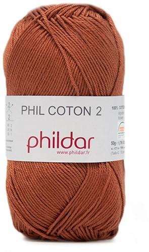 Phildar Phil Coton 2 5701 Ecureuil