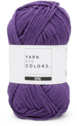 Yarn and Colors Epic 057 Clematis