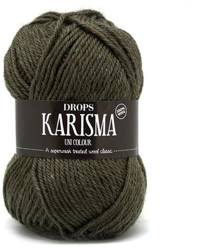 Drops Karisma Uni Colour 57 Olive