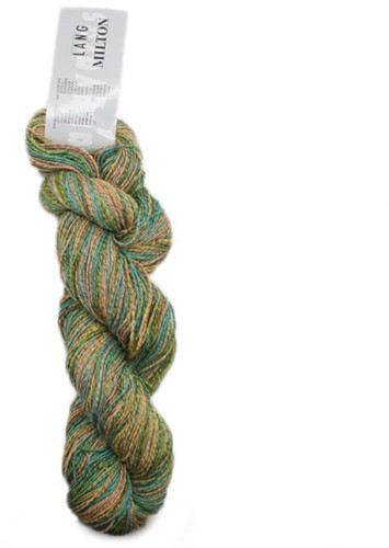 Lang Yarns Milton 58 Mint/Green/Salmon