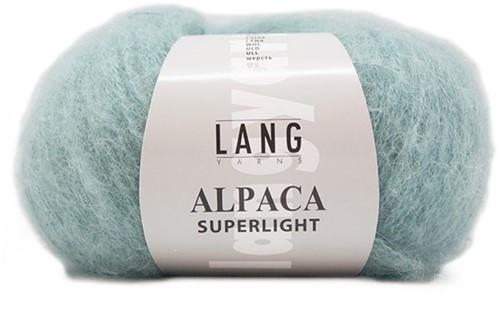 Lang Yarns Alpaca Superlight 58 Mint
