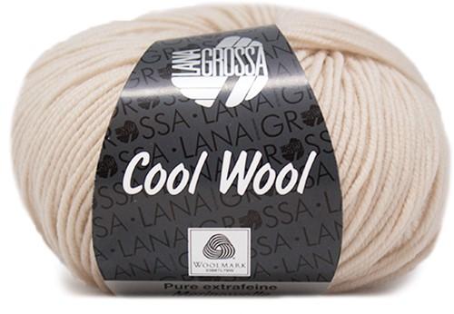Lana Grossa Cool Wool 590 Natural